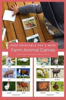 child play with free farm animal sound game